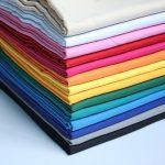 Organic Dyed cotton fabric